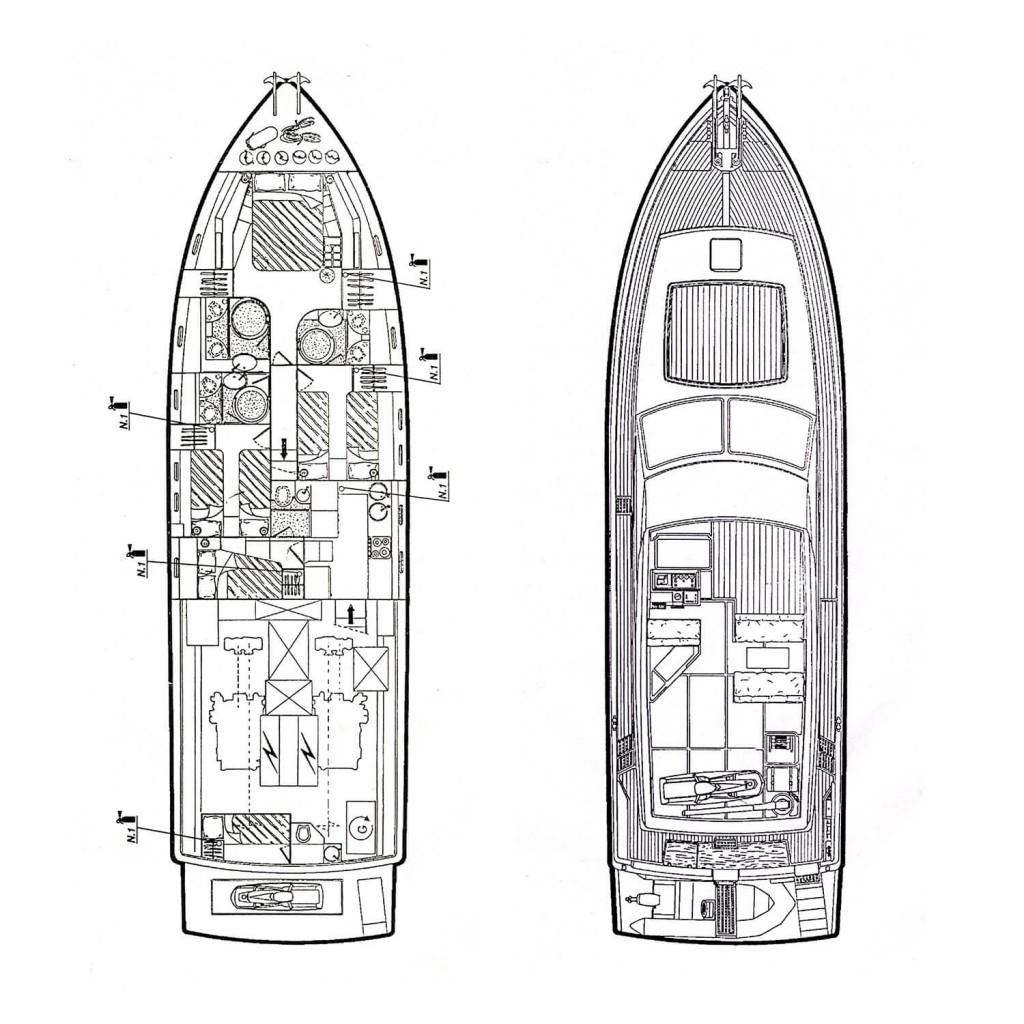 Eviva Yacht Details - Characteristics